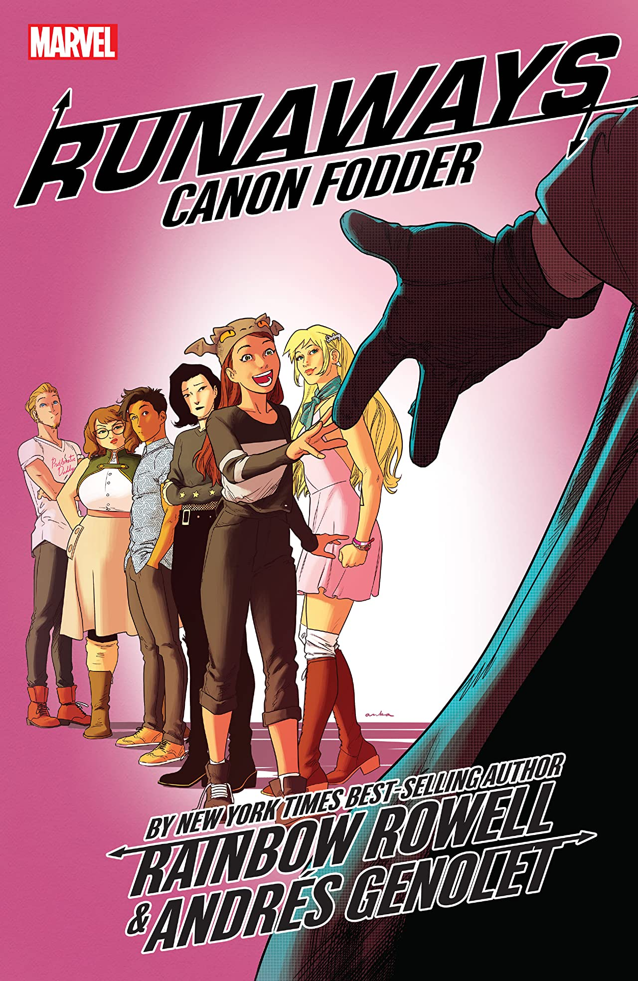 Runaways by Rainbow Rowell Vol. 5: Cannon Fodder