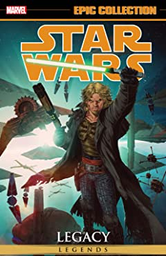 Star Wars Legends Epic Collection: Legacy Vol. 3