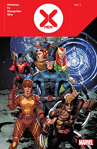 X-Men by Jonathan Hickman Tome 1