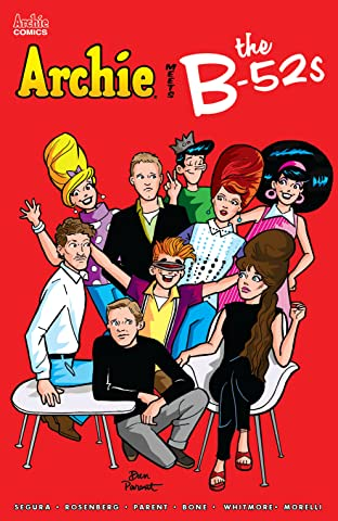 Archie Meets The B-52s (One-Shot) No.1