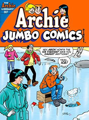 Archie Double Digest #307
