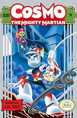Cosmo: The Mighty Martian #4