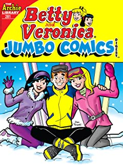 Betty & Veronica Double Digest #281