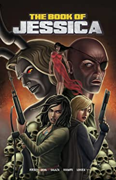 The Book of Jessica Graphic Novel Vol. 1