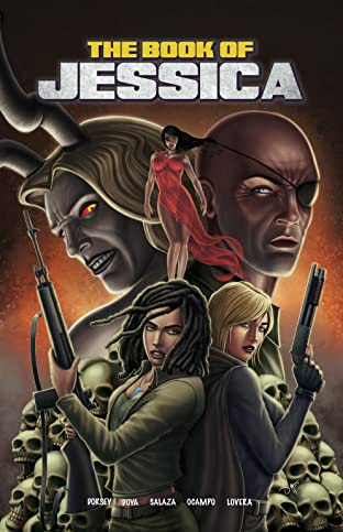 The Book of Jessica Graphic Novel Tome 1