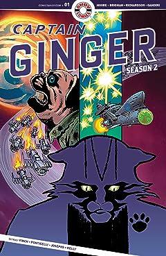 Captain Ginger Season 2 #1