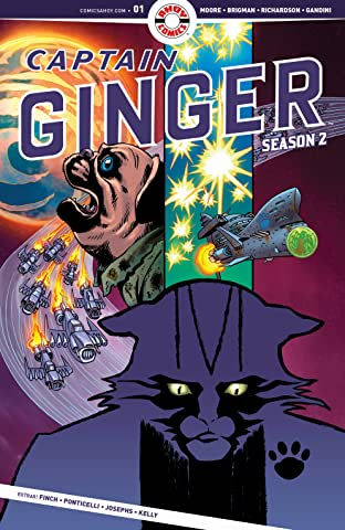 Captain Ginger Season 2 No.1
