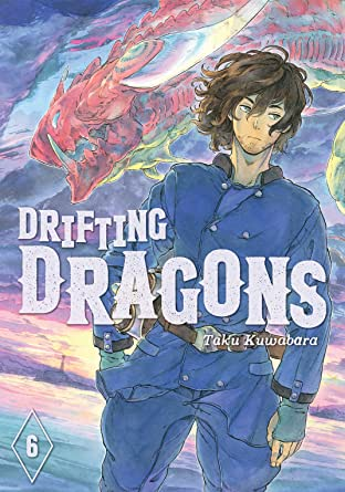 Drifting Dragons Vol. 6