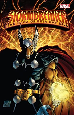 Stormbreaker: The Saga Of Beta Ray Bill