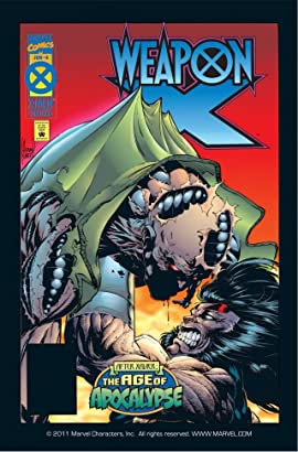 Weapon X (1995) #4