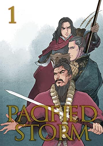 Pacified Storm #1
