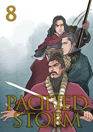 Pacified Storm #8