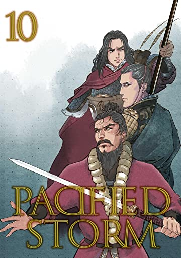Pacified Storm #10