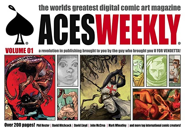 Aces Weekly Vol. 1