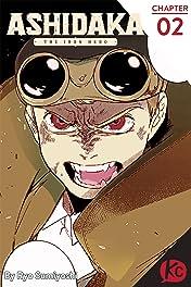 ASHIDAKA -The Iron Hero- #2