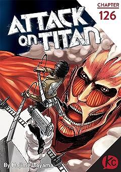 Attack on Titan #126