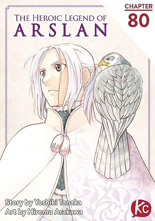The Heroic Legend of Arslan No.80