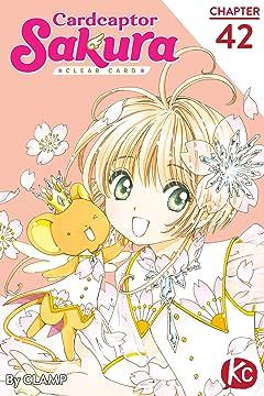 Cardcaptor Sakura Clear Card #42