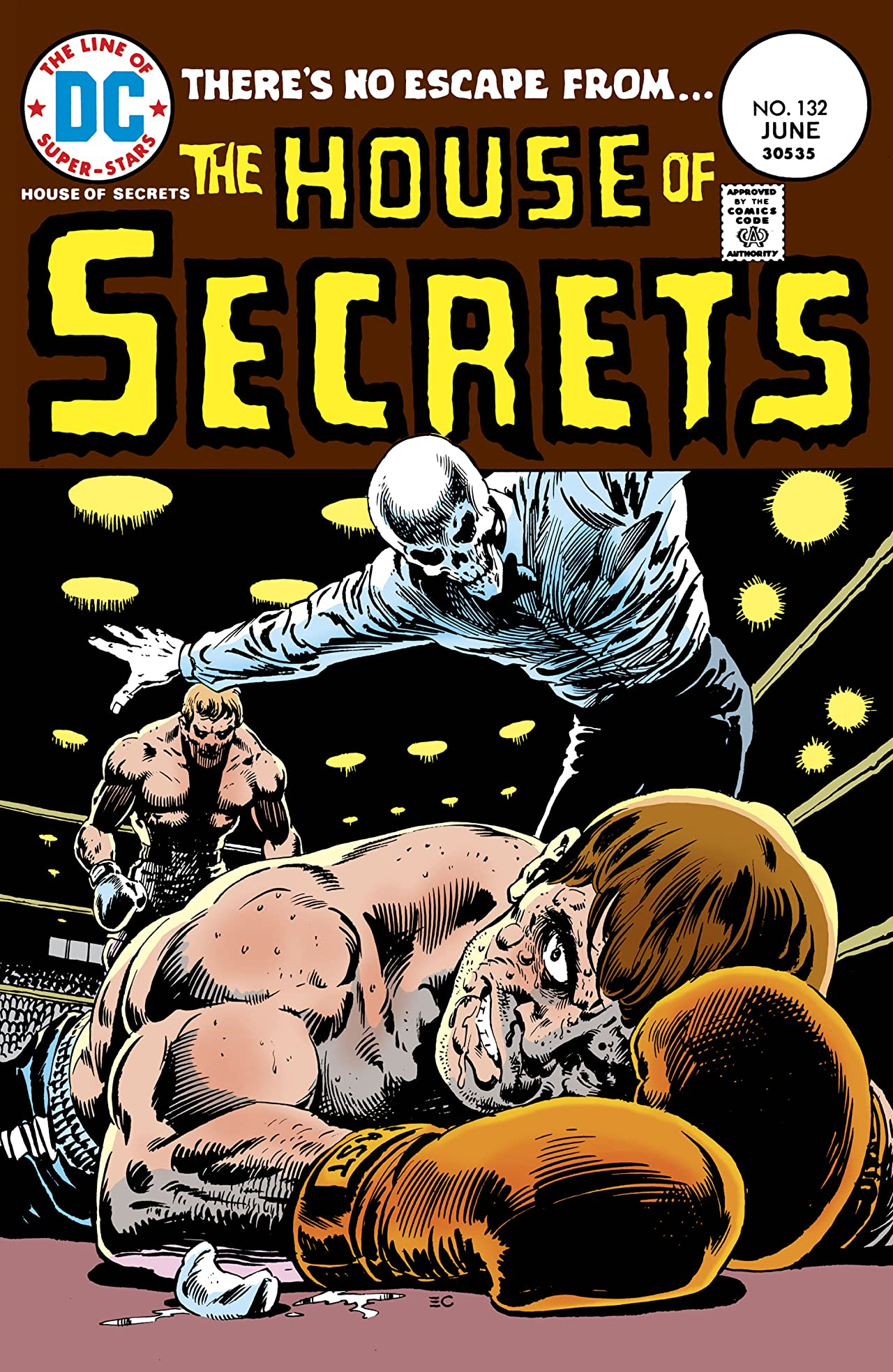 House of Secrets (1956-1978) No.132