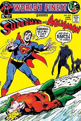 World's Finest Comics (1941-1986) #203