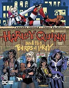 Harley Quinn & the Birds of Prey (2020-) #1