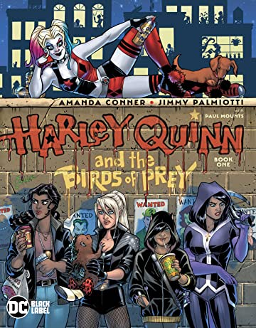 Harley Quinn & the Birds of Prey (2020-) No.1