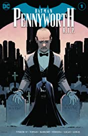 Batman: Pennyworth R.I.P. (2020) #1