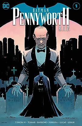 Batman: Pennyworth R.I.P. (2020) #1