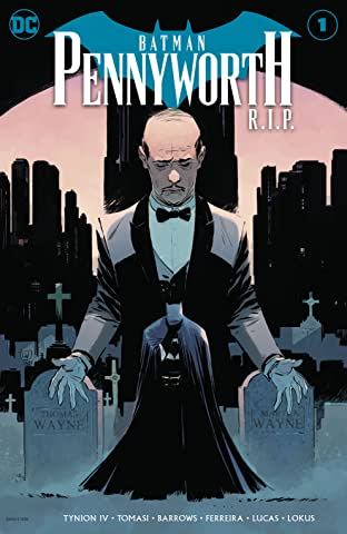 Batman: Pennyworth R.I.P. (2020) No.1
