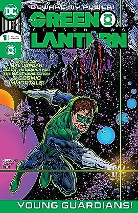 The Green Lantern Season Two (2020-) #1