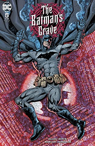 The Batman's Grave (2019-) No.5