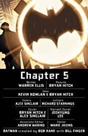 The Batman's Grave (2019-) No.5