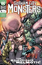 Gotham City Monsters (2019-) #6