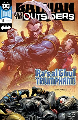 Batman and the Outsiders (2019-) #10