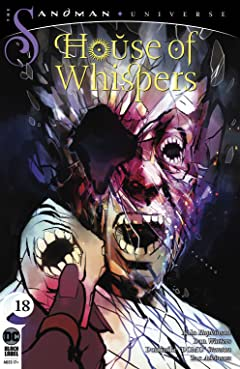 House of Whispers (2018-) #18