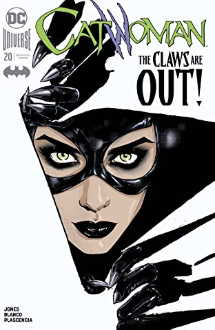 Catwoman (2018-) #20
