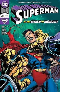 Superman (2018-) #20
