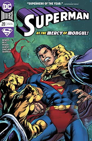 Superman (2018-) No.20