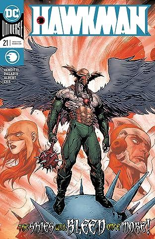 Hawkman (2018-) No.21