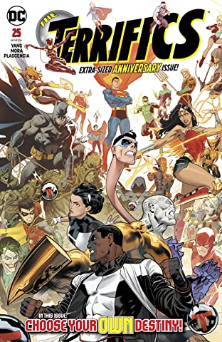 The Terrifics (2018-) #25