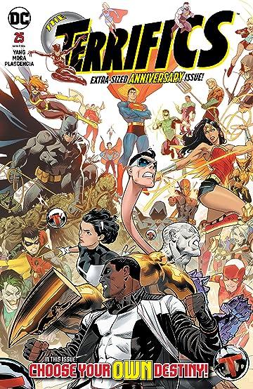 The Terrifics (2018-) #25