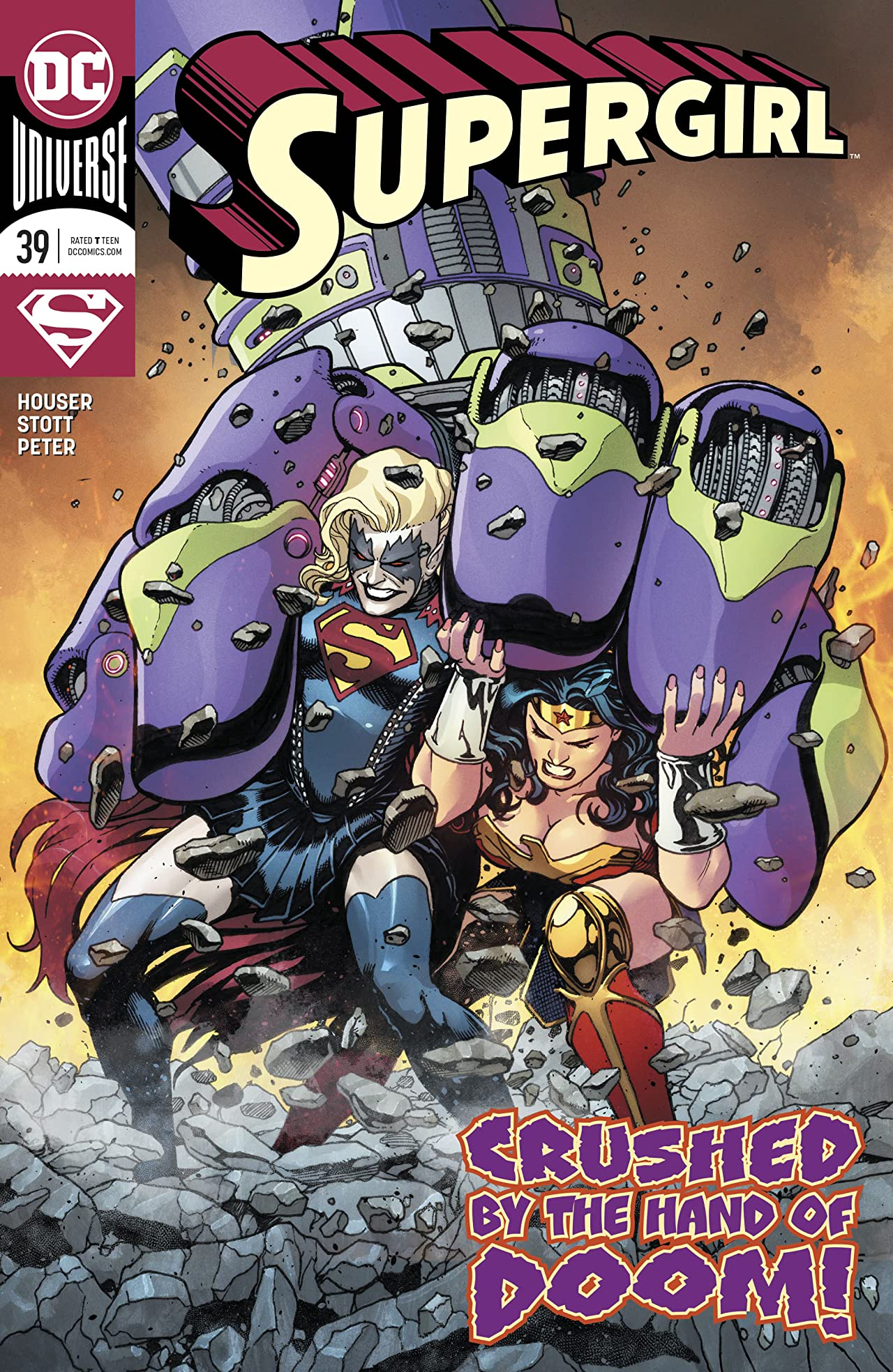 Supergirl (2016-) No.39