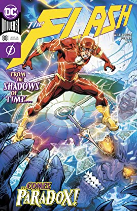 The Flash (2016-) #88