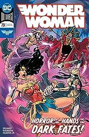 Wonder Woman (2016-) #751