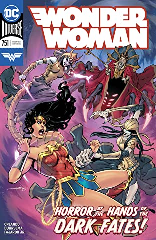 Wonder Woman (2016-) No.751