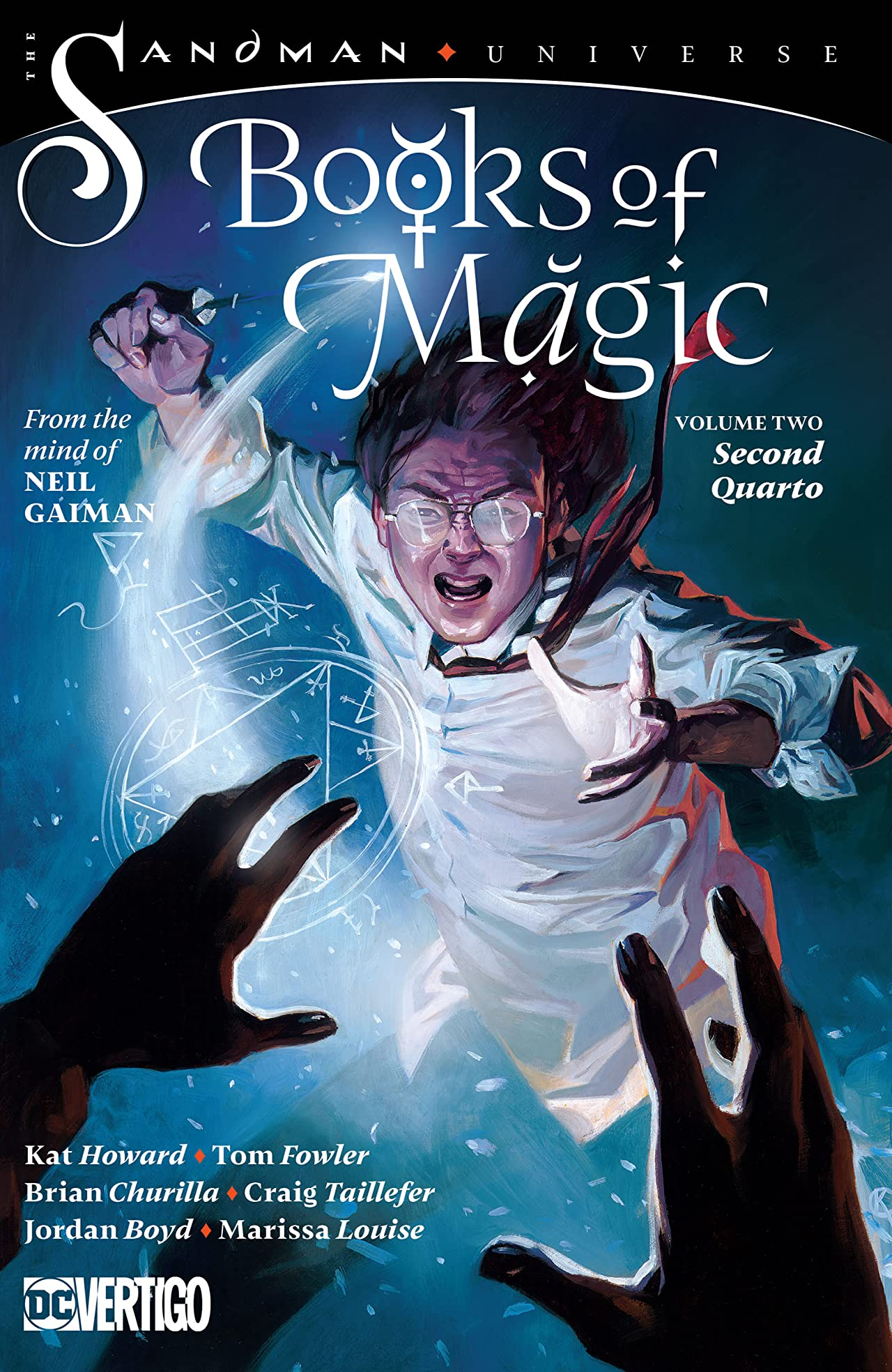Books of Magic (2018-) Vol. 2: Second Quarto