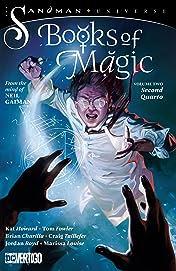 Books of Magic (2018-) Tome 2: Second Quarto