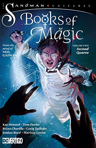 Books of Magic (2018-) Tome 2: Second Quarto
