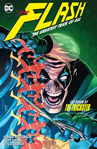 The Flash (2016-) Tome 11: The Greatest Trick of All