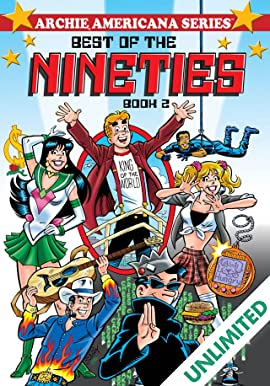 Archie Americana Series: Best of the Nineties - Book 2